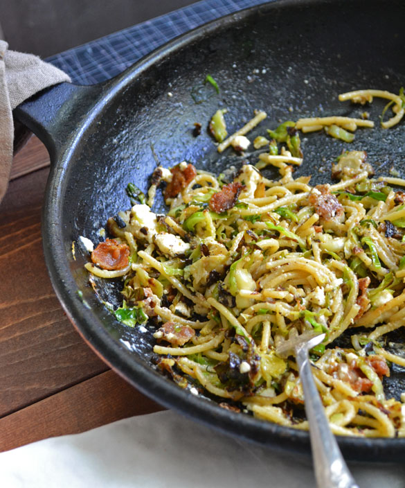 brussels sprout pasta 2