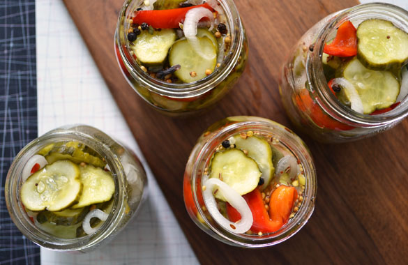 Bread & Butter Pickles 2