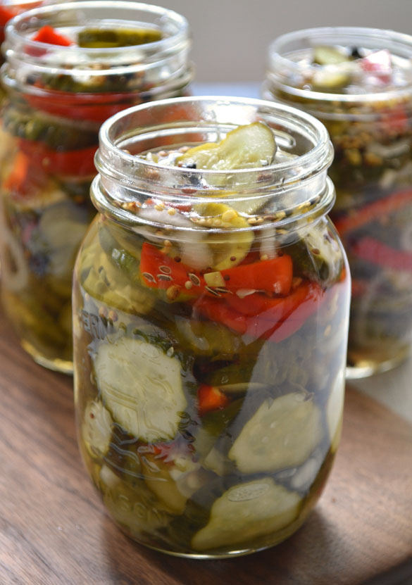 Bread & Butter Pickles 4