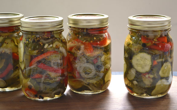 Bread & Butter Pickles 5