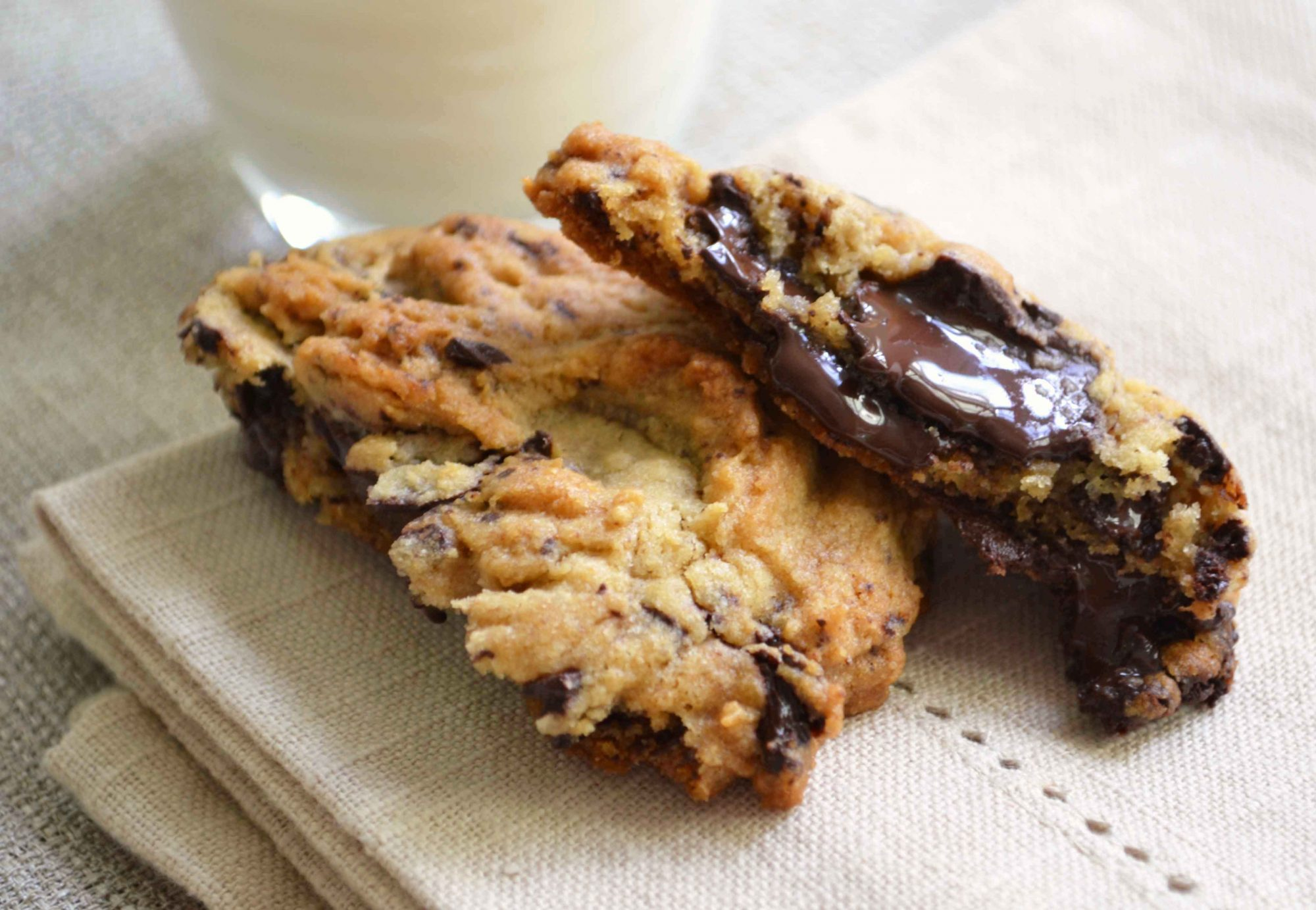 Gwen's Chocolate chunk cookies