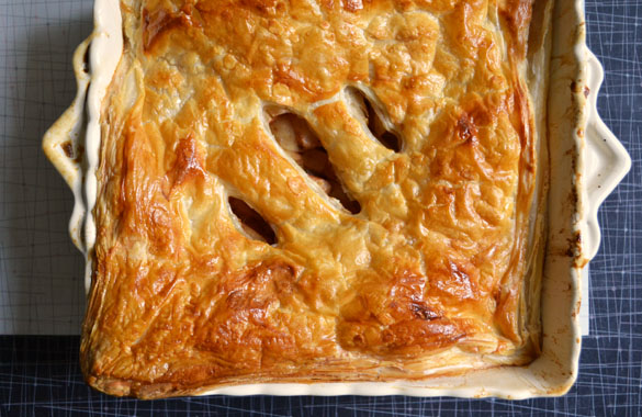 apple pot pie