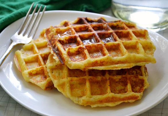 potato waffles 1