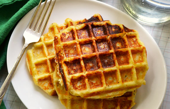 potato waffles 2