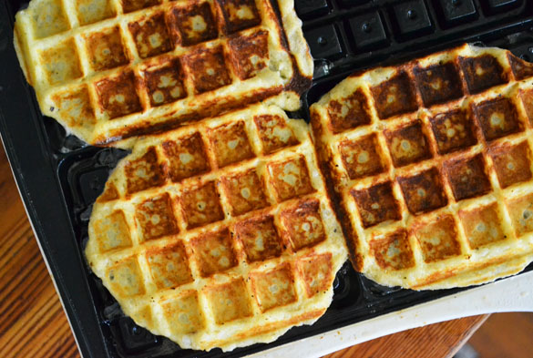 potato waffles 3