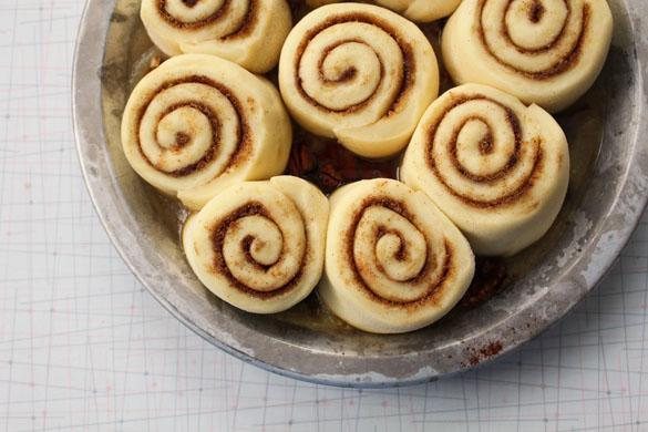 Cinnamon buns 5