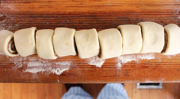 Cinnamon buns 7