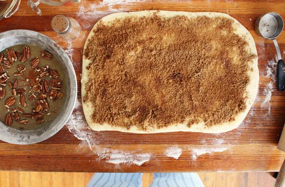 Cinnamon buns 8