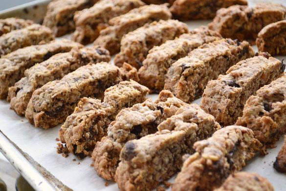Kidney bean biscotti 4