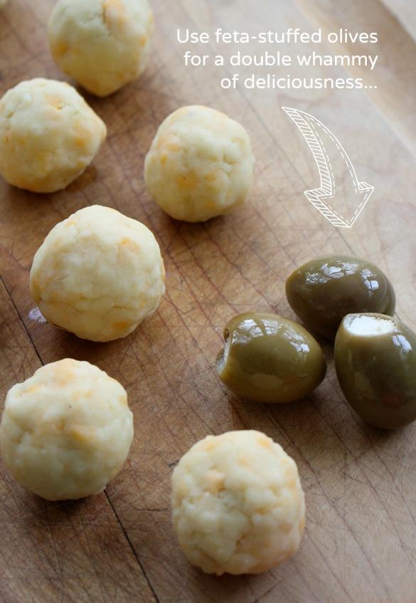 cheddar olives 6
