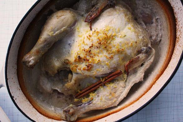chicken in milk 4