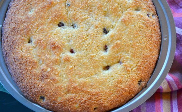 lemon blackberry cake 4