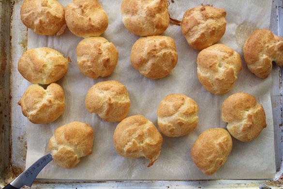 Cream puffs 8