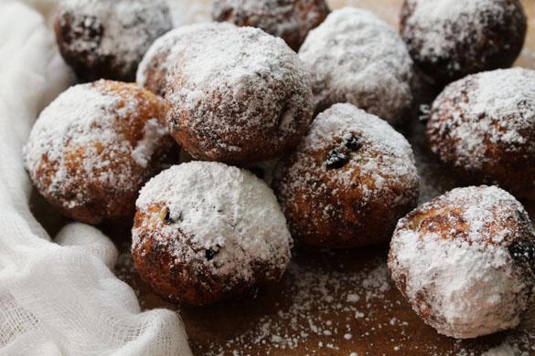 Russian Doughnuts 4
