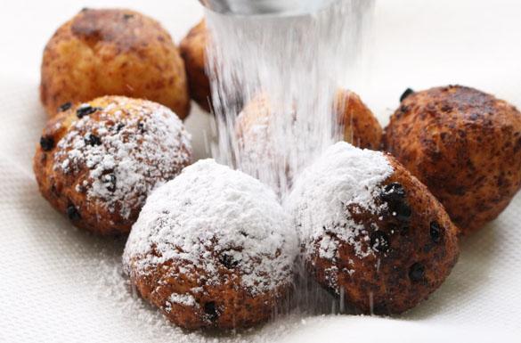 Russian Doughnuts 5