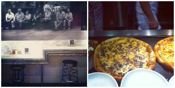 Secret pizza collage 2