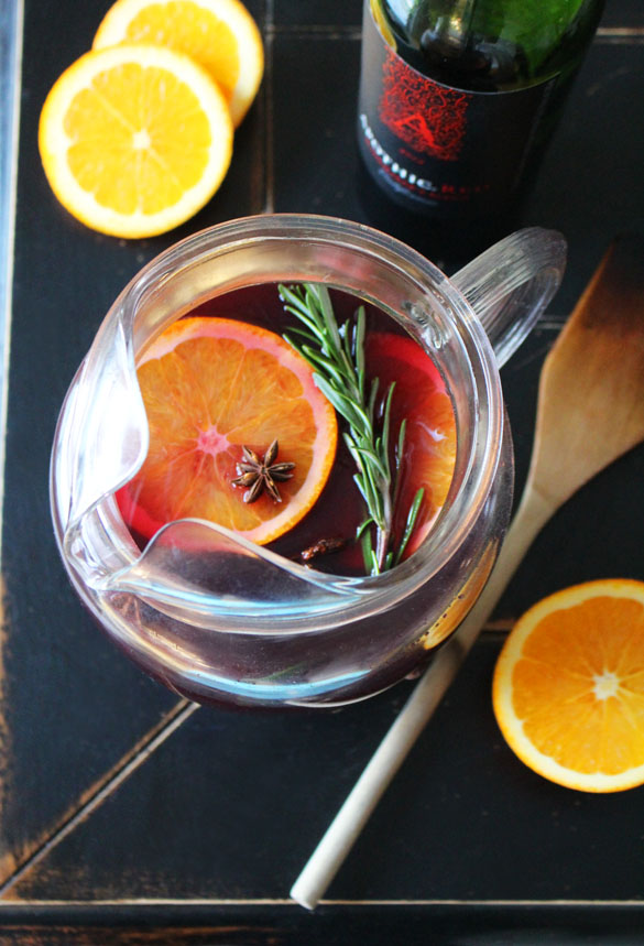 Winter Sangria 2