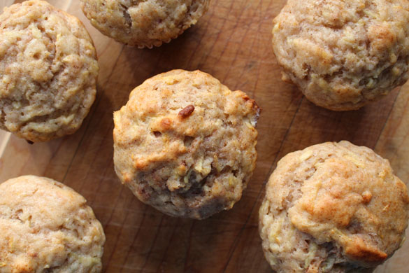 apple muffins 2
