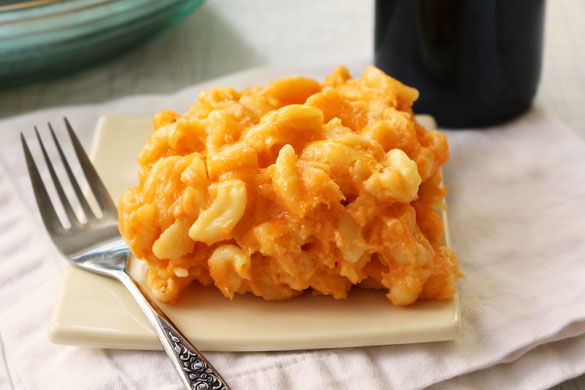 slow cooker mac & cheese 1