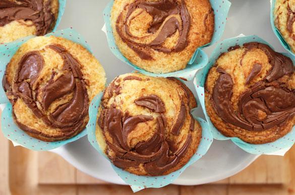 nutella cupcakes 2