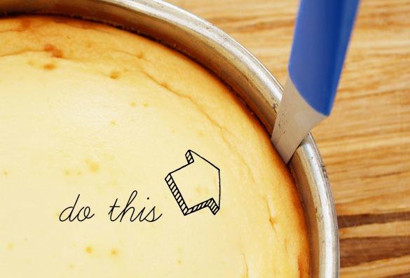 ricotta cheesecake 2