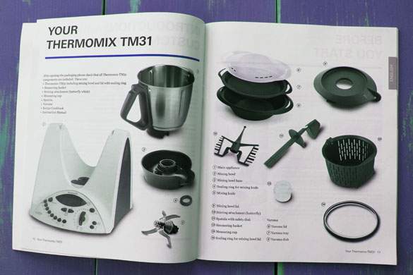 thermomix manual