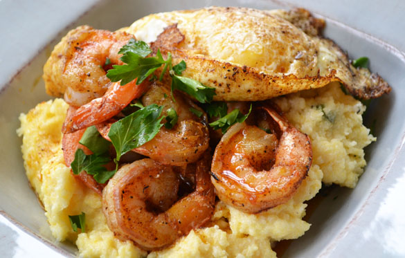 Shrimp & Grits 2