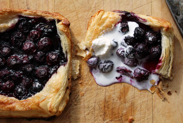 blueberry galettes 10