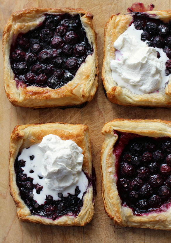 blueberry galettes 11