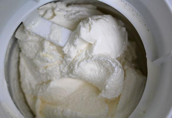 Fior di latte gelato 5