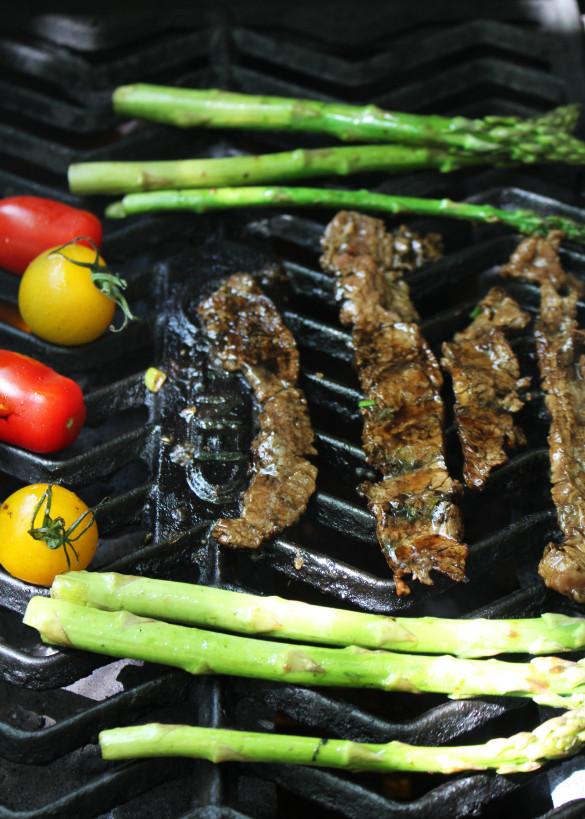 Grilled Bibimbap 6