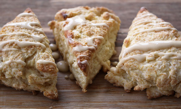 Maple Scones 3