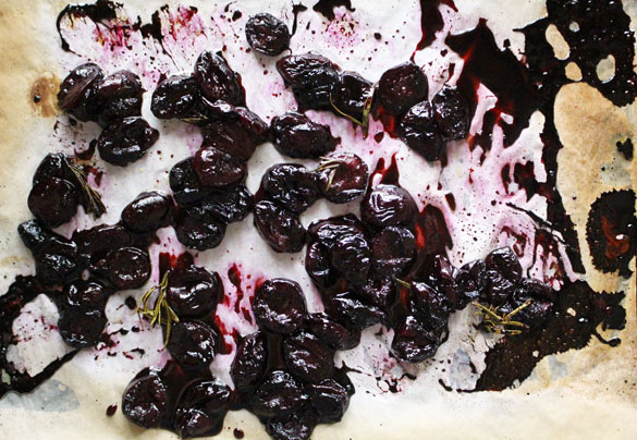 roasted cherries 2