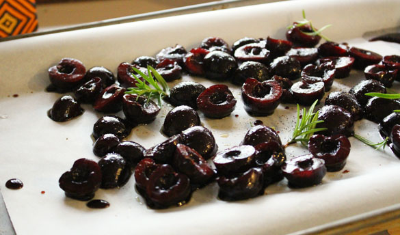 roasted cherries 4