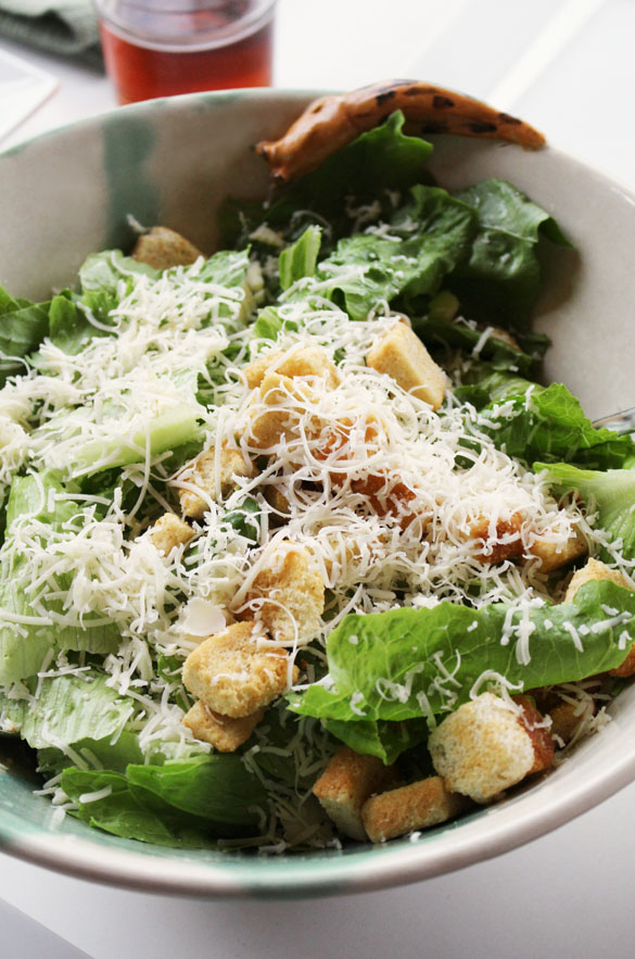 Cheesy Caesar small