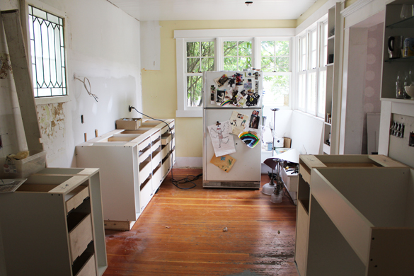 Kitchen August 1