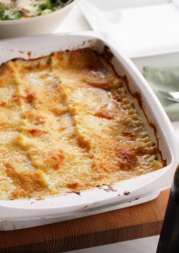 Seafood Lasagna 12