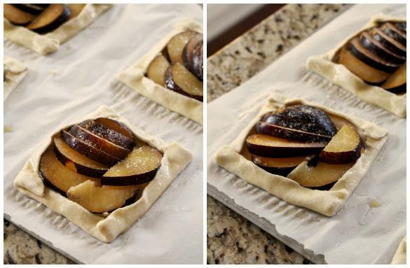 plum tart Collage 2