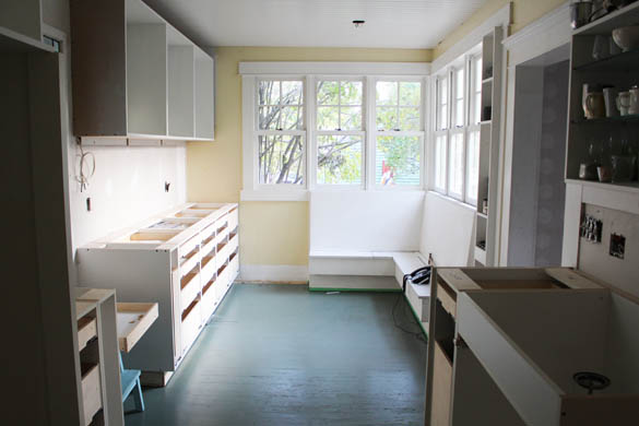 Kitchen reno Oct 5