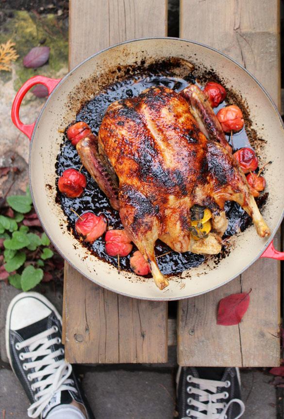 Roast Duck 1