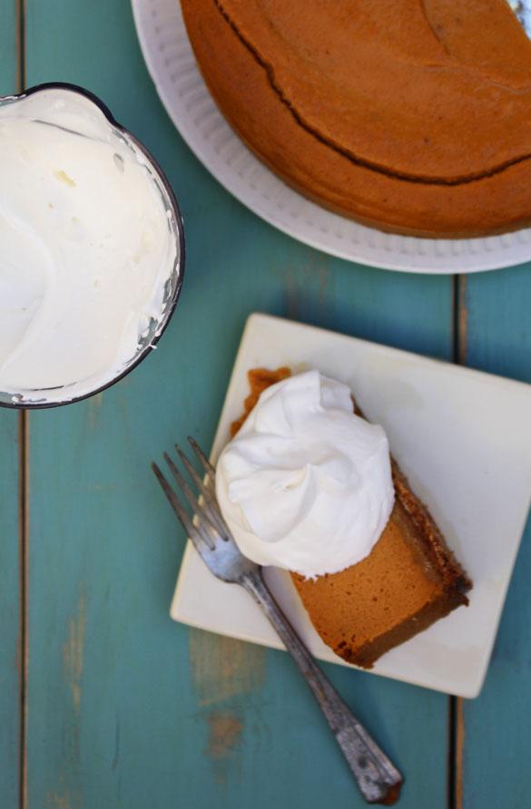 blue rodeo pumpkin pie 3