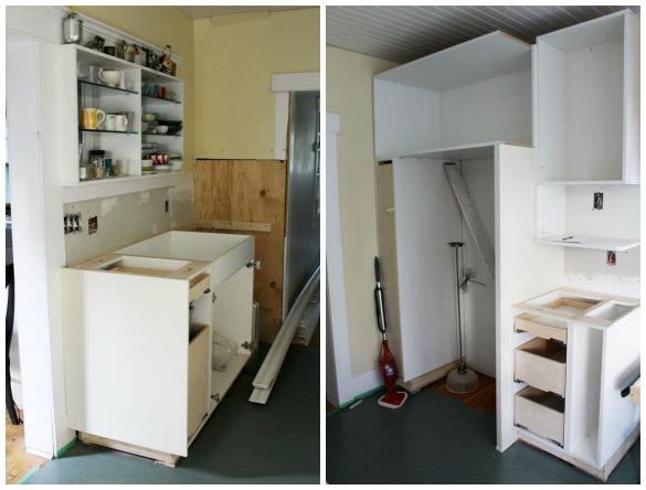 kitchen reno collage oct 5