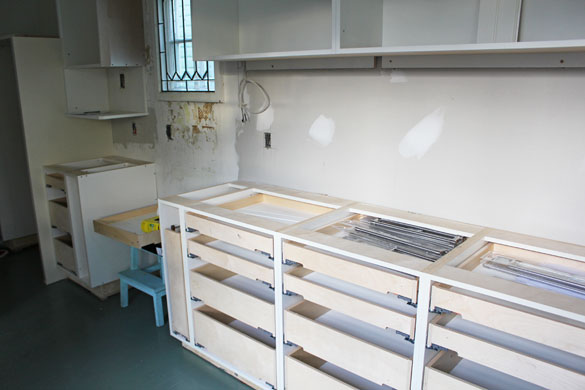 kitchen renos oct 5 2