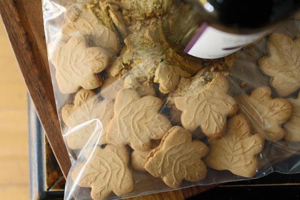 maple cookie crust