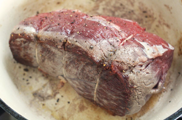 browning roast