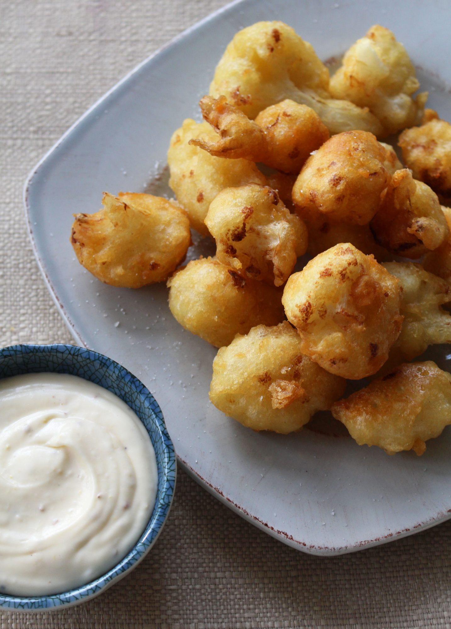 cauliflower fritters 2