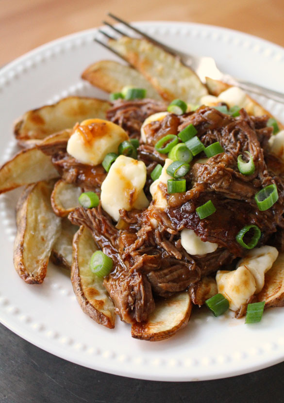 pulled beef poutine 2
