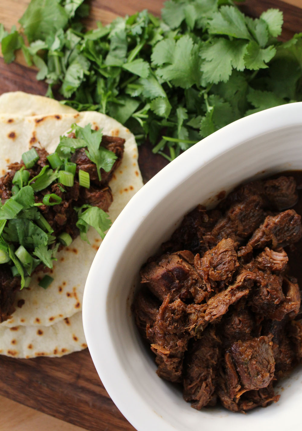Slow Cooker Barbacoa Beef - Dinner With Julie