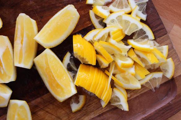 sliced meyer lemons 3