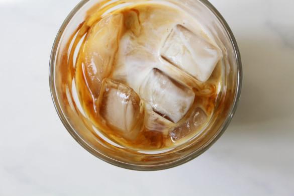 Iced coffee 3